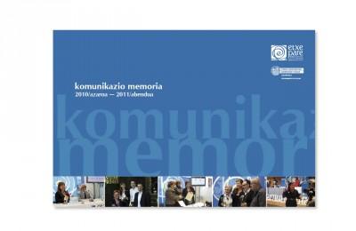 Etxepare Institutua – Komunikazio memoria 2010-2011