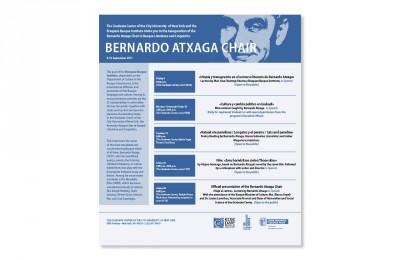 Mailing – Bernardo Atxaga Katedra