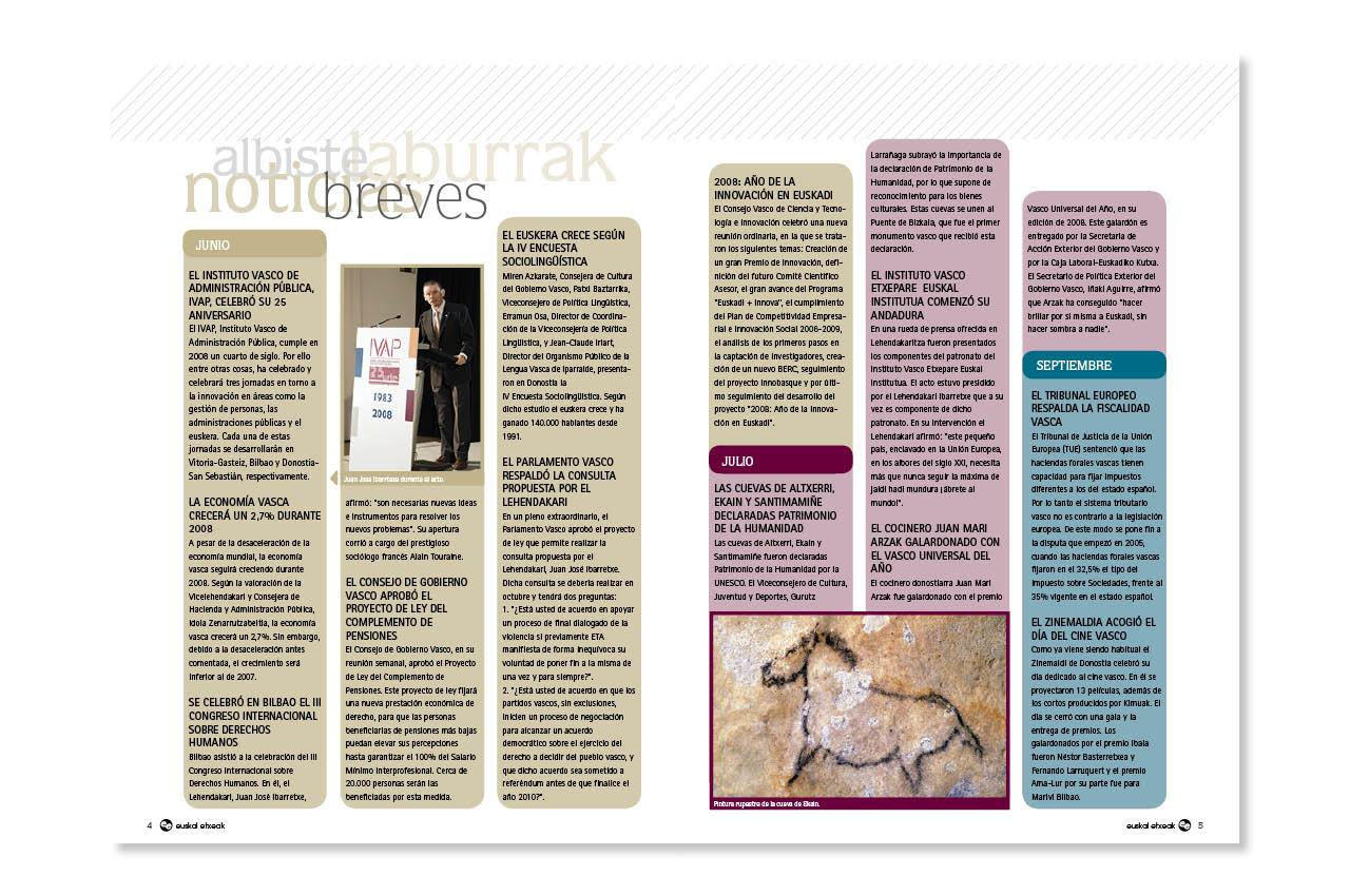 Euskal Etxeak aldizkaria