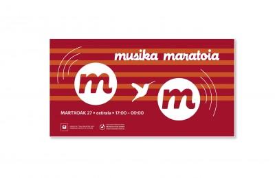 Musika maratoiaren irudia