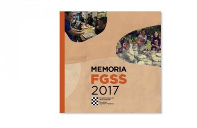Donostiako Goyeneche Fundazioa – memoria 2017