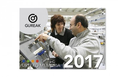 Gureak Taldearen urteko memoria 2017