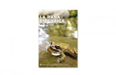 La rana pirenaica. Una reliquia del Pirineo