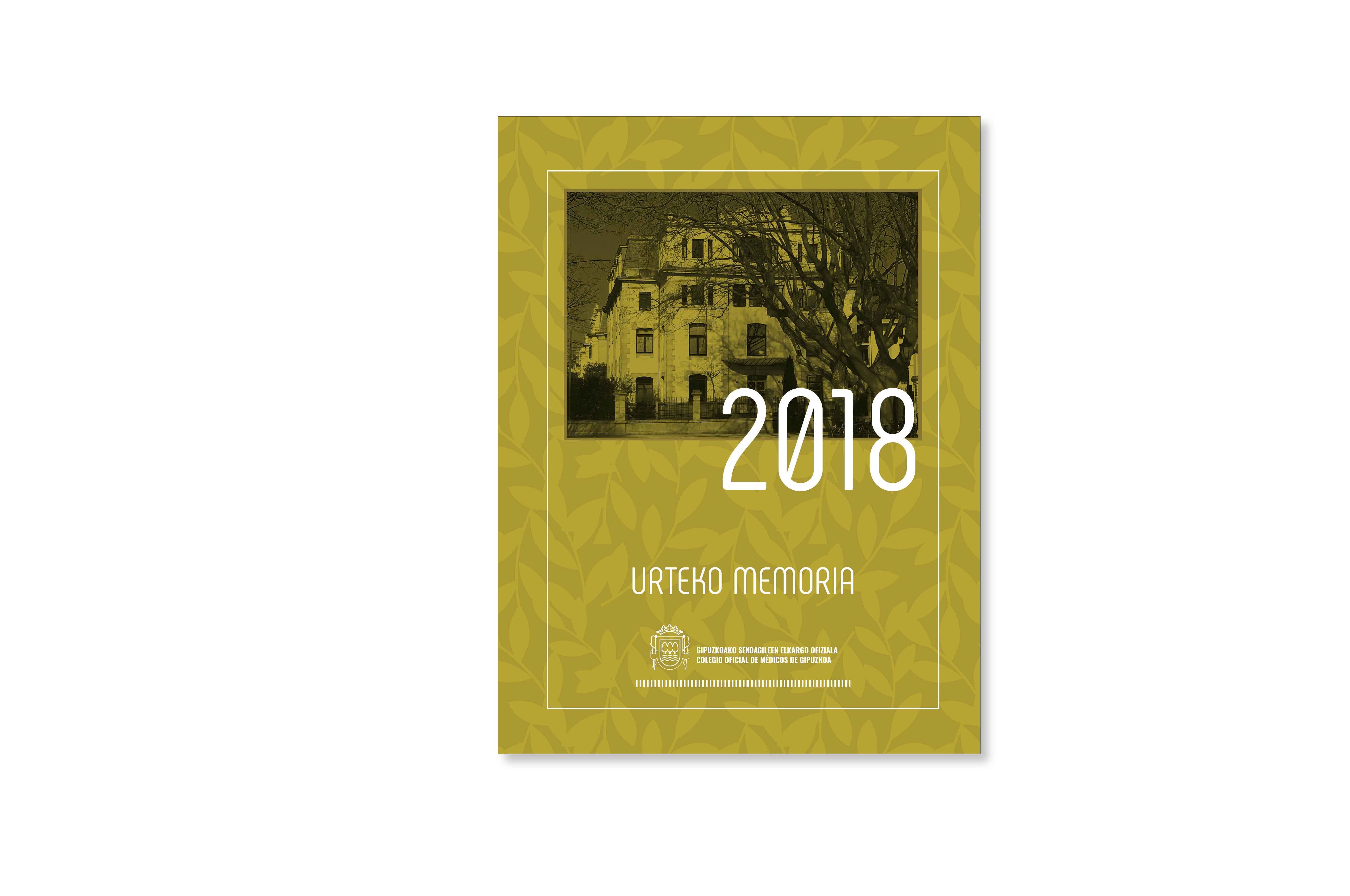 COMGI urteko memoria 2018